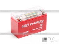 Аккумулятор RED ENERGY   8Ah EN140 п.п. (150х66х95) RE 1208 (YT7B-BS, YT7B-4)