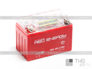 Аккумулятор RED ENERGY   9Ah EN140 п.п. (150х86х108) DS 1209 (YTX9-BS)
