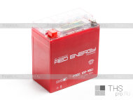Аккумулятор RED ENERGY  16Ah EN240п. (151х88х164) RE 1216.1 (YTX16-BS,    YB16B-A)