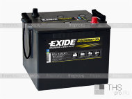 Аккумулятор EXIDE MARINE & LEASURE range  Equipment GEL 110Ah uni (285х270х230) (ES1200)