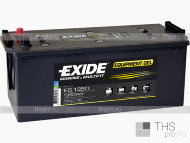 Аккумулятор EXIDE Equipment GEL 120Ah п.п (513х189х223) (ES1350)