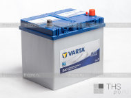 Аккумулятор Varta Blue Dynamic 60Ah EN540 о.п.(232х173х225) (D47)