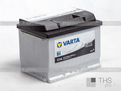 Аккумулятор Varta Black Dynamic 56Ah EN480 о.п.(242Х175х190) (C14)