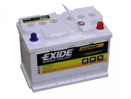 Аккумулятор EXIDE MARINE & LEASURE range Equipment 80Ah EN600 о.п.(278x175x190) (ET550 )